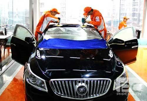 汽车保养多久打一次蜡比较好?